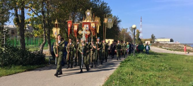 Всероссийский день трезвости. Крестный ход. Балахна (видео)